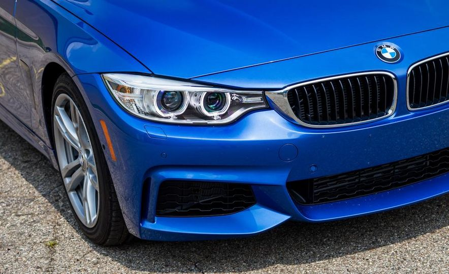 2015 BMW 428i Gran Coupe - Slide 6
