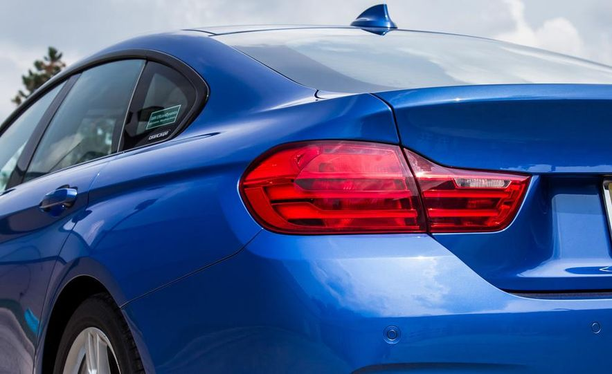 2015 BMW 428i Gran Coupe - Slide 8