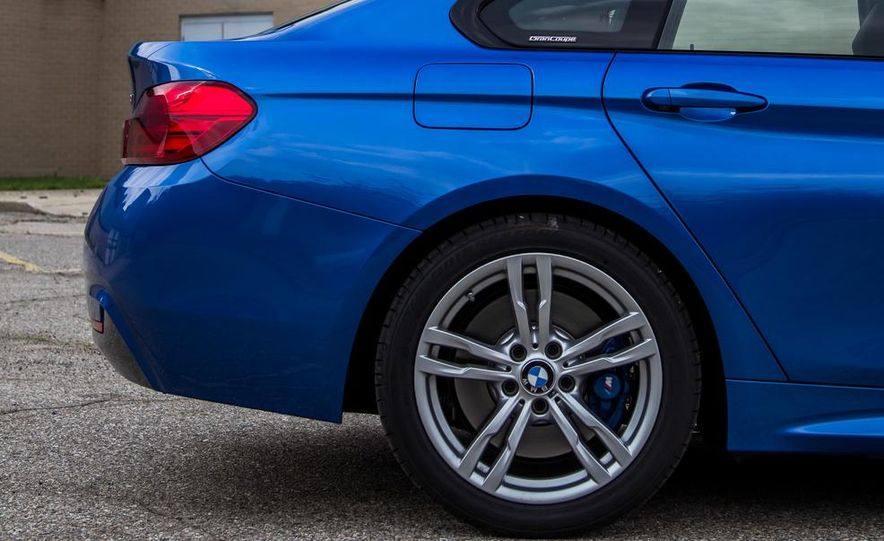 2015 BMW 428i Gran Coupe - Slide 9