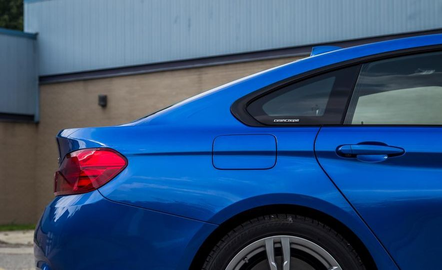 2015 BMW 428i Gran Coupe - Slide 10