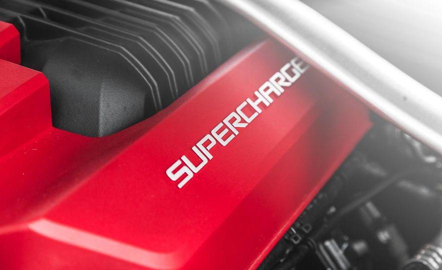 2015 Chevrolet Camaro ZL1 coupe - Slide 46