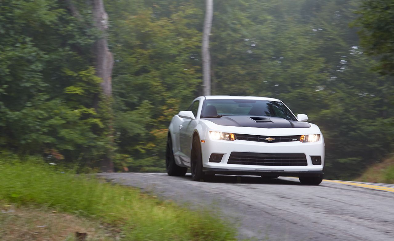 2015 ford mustang gt vs. chevrolet camaro ss 1le, dodge challenger