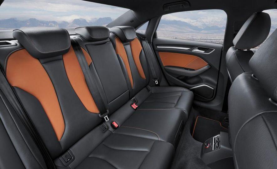 2015 Audi A3 TDI sedan - Slide 18