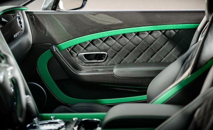 2015 Bentley Continental GT3-R - Slide 16