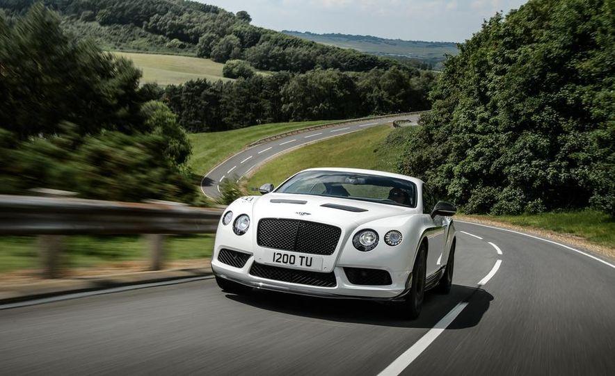 2015 Bentley Continental GT3-R - Slide 2
