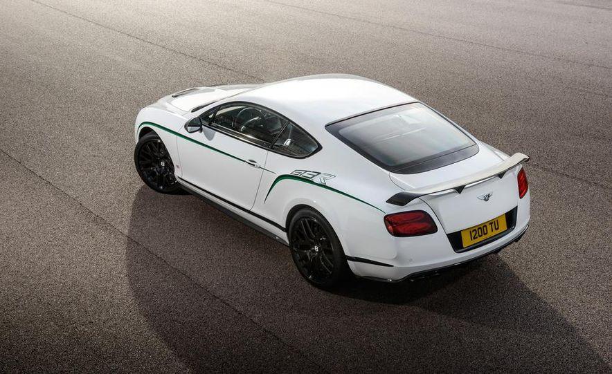 2015 Bentley Continental GT3-R - Slide 11