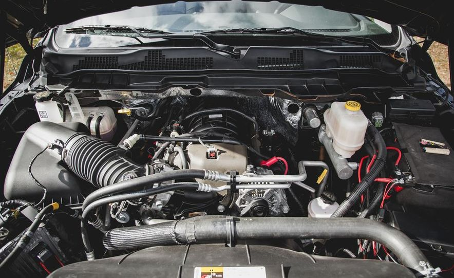 2014 Ram 4500 chassis cab - Slide 37