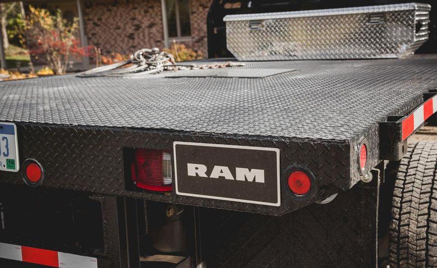 2014 Ram 4500 chassis cab - Slide 19