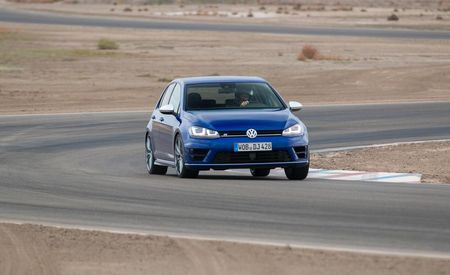 2016 Volkswagen Golf R Manual
