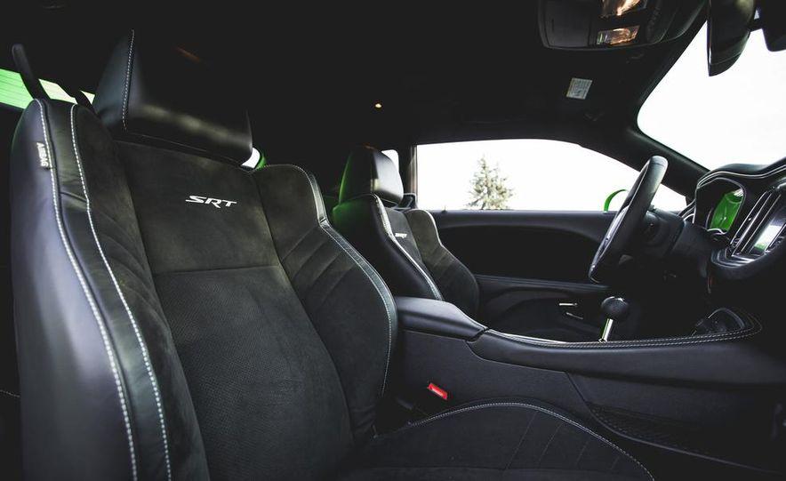 2015 Dodge Challenger SRT Hellcat - Slide 25