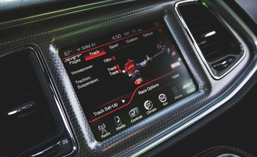 2015 Dodge Challenger SRT Hellcat - Slide 30