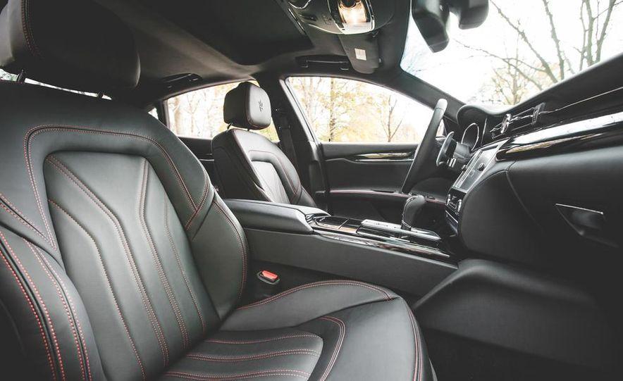 2015 Maserati Quattroporte GTS - Slide 28