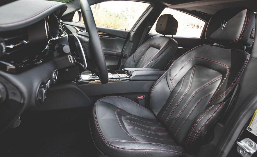 2015 Maserati Quattroporte GTS - Slide 29