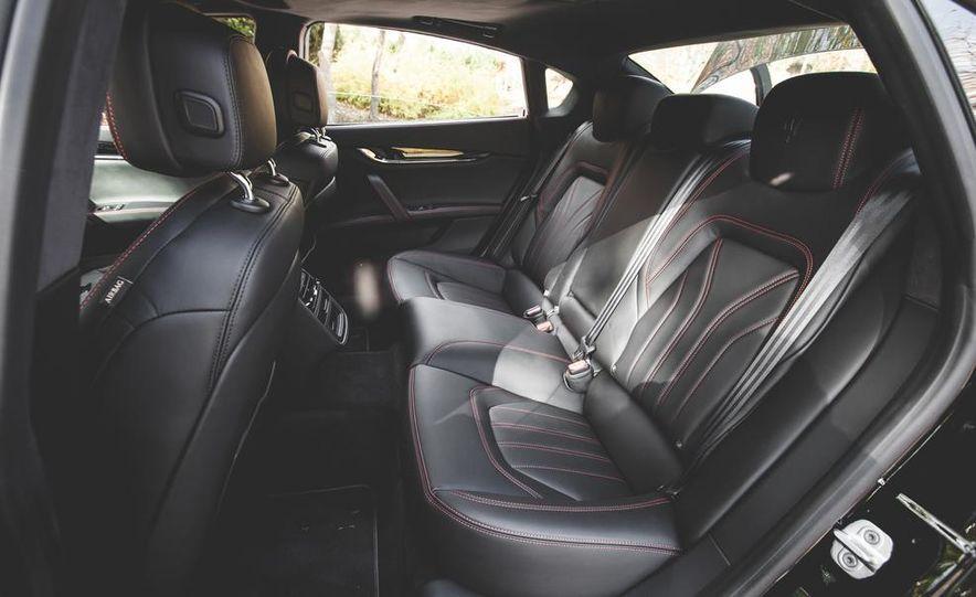 2015 Maserati Quattroporte GTS - Slide 31