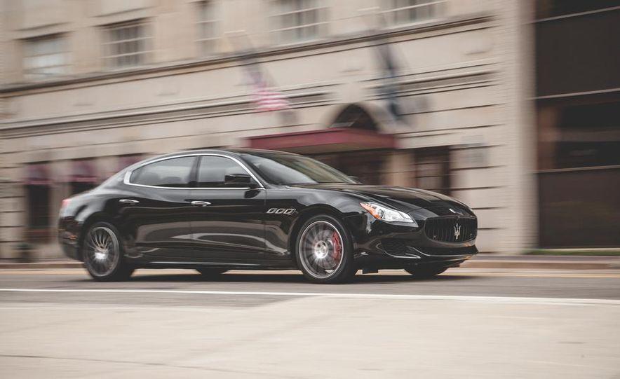 2015 Maserati Quattroporte GTS - Slide 2