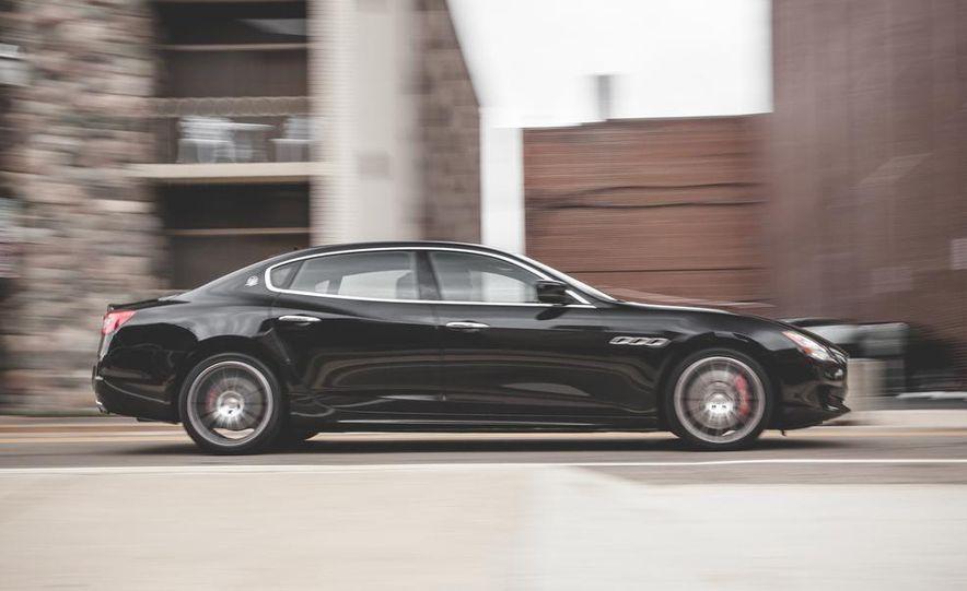 2015 Maserati Quattroporte GTS - Slide 5