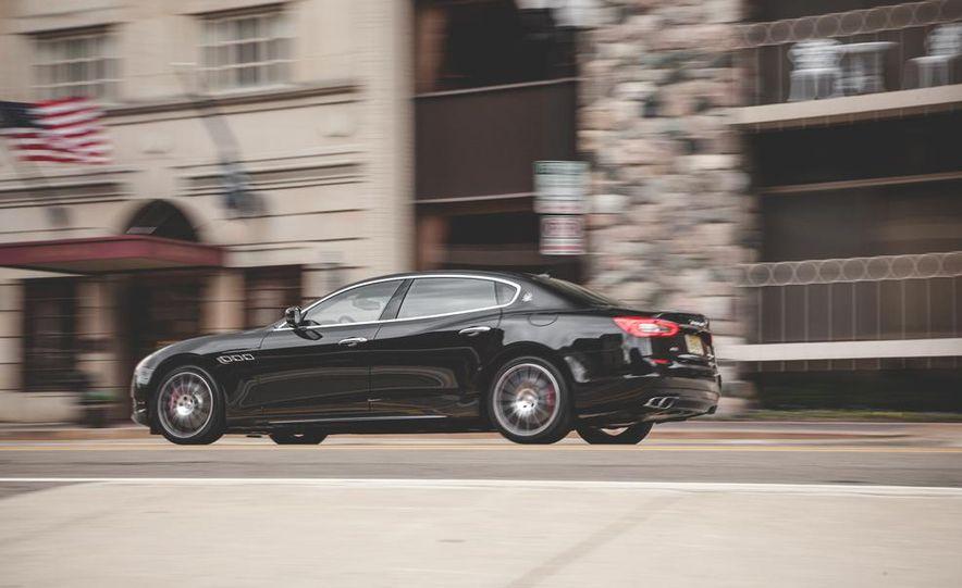 2015 Maserati Quattroporte GTS - Slide 7