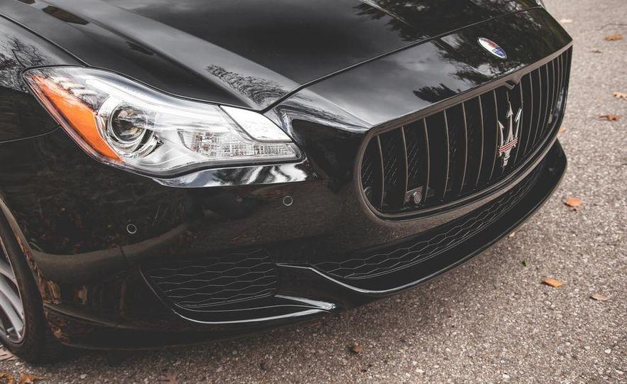 2015 Maserati Quattroporte GTS - Slide 13