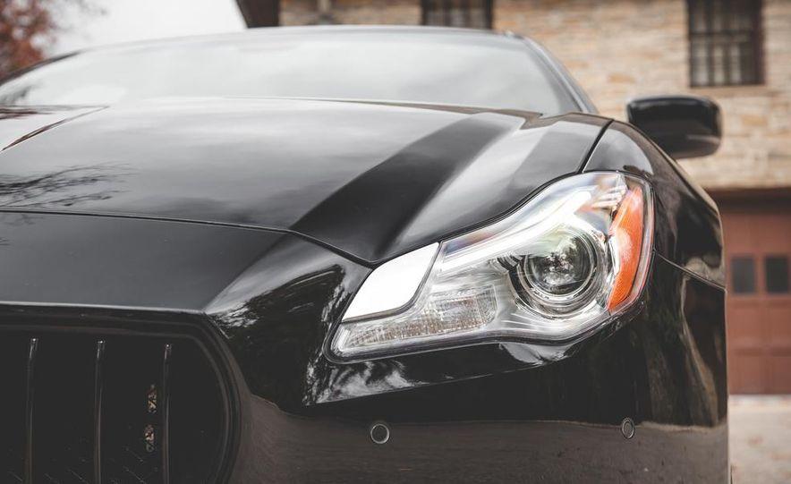2015 Maserati Quattroporte GTS - Slide 14