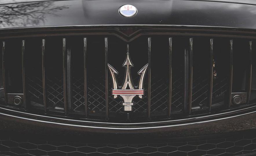 2015 Maserati Quattroporte GTS - Slide 15