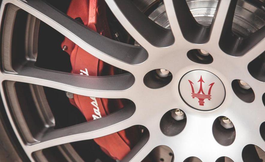 2015 Maserati Quattroporte GTS - Slide 17