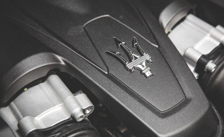 2015 Maserati Quattroporte GTS - Slide 51