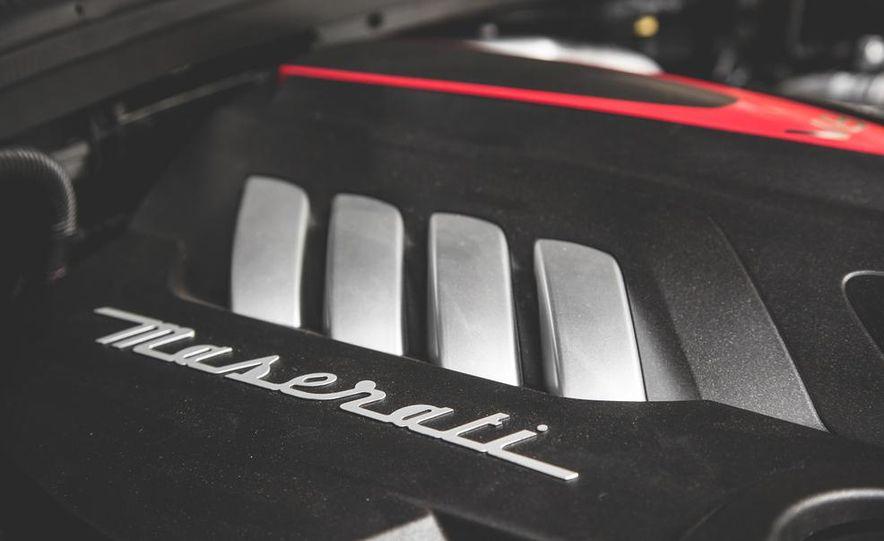 2015 Maserati Quattroporte GTS - Slide 52