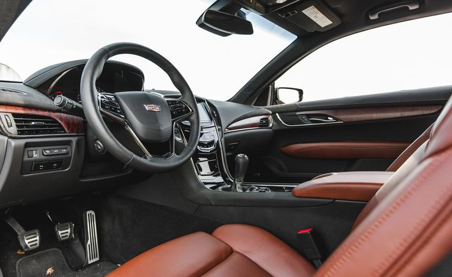 2015 Cadillac ATS coupe 2.0T - Slide 21