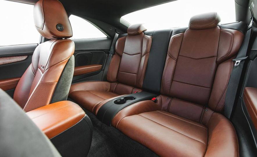 2015 Cadillac ATS coupe 2.0T - Slide 29