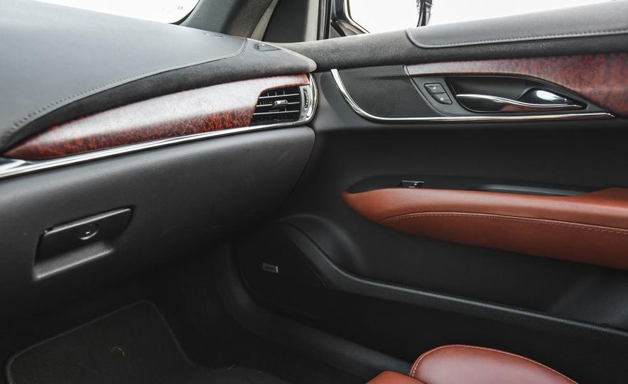 2015 Cadillac ATS coupe 2.0T - Slide 30