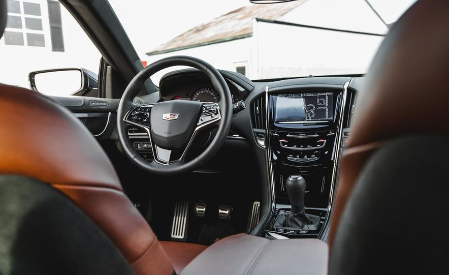 2015 Cadillac ATS coupe 2.0T - Slide 31