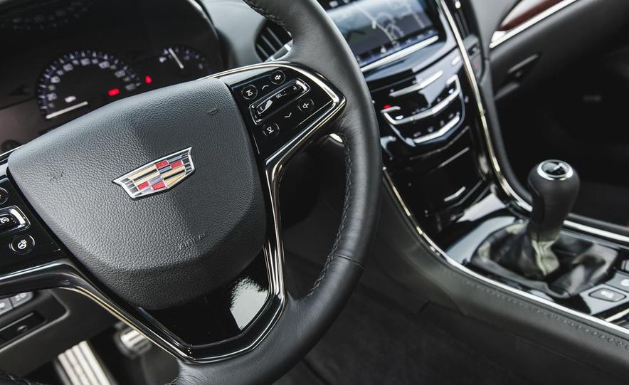 2015 Cadillac ATS coupe 2.0T - Slide 32