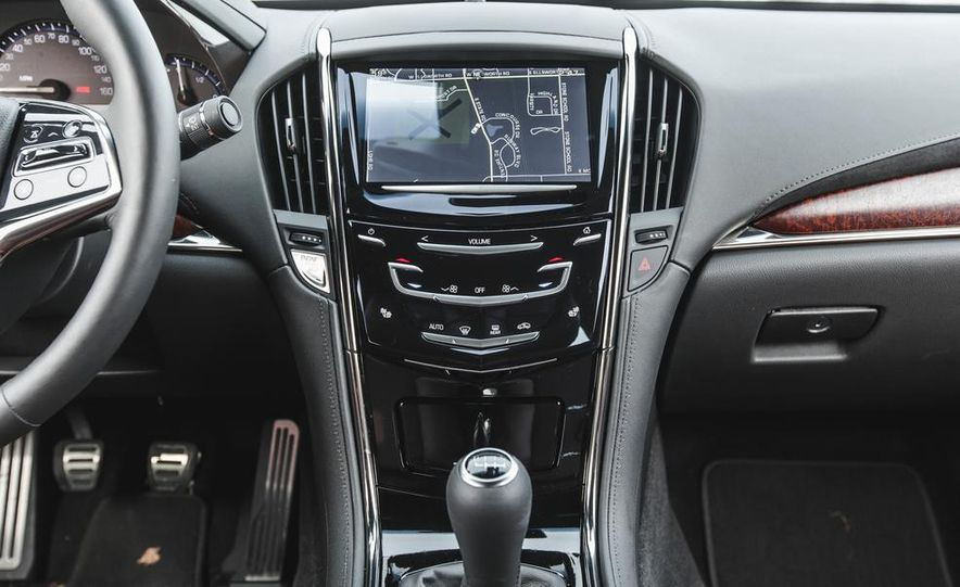 2015 Cadillac ATS coupe 2.0T - Slide 34
