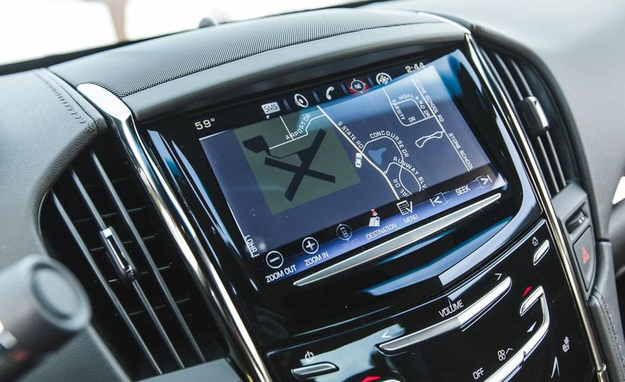 2015 Cadillac ATS coupe 2.0T - Slide 37