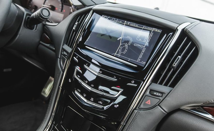 2015 Cadillac ATS coupe 2.0T - Slide 38