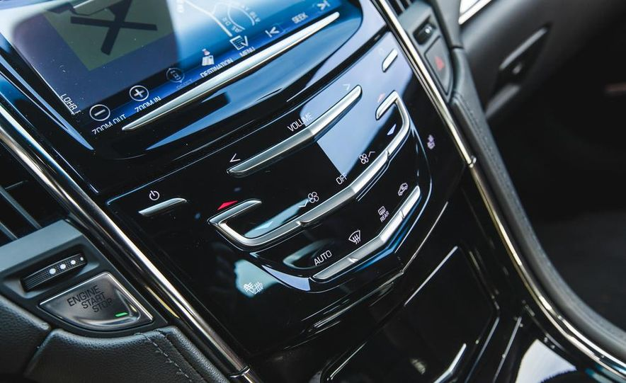 2015 Cadillac ATS coupe 2.0T - Slide 39