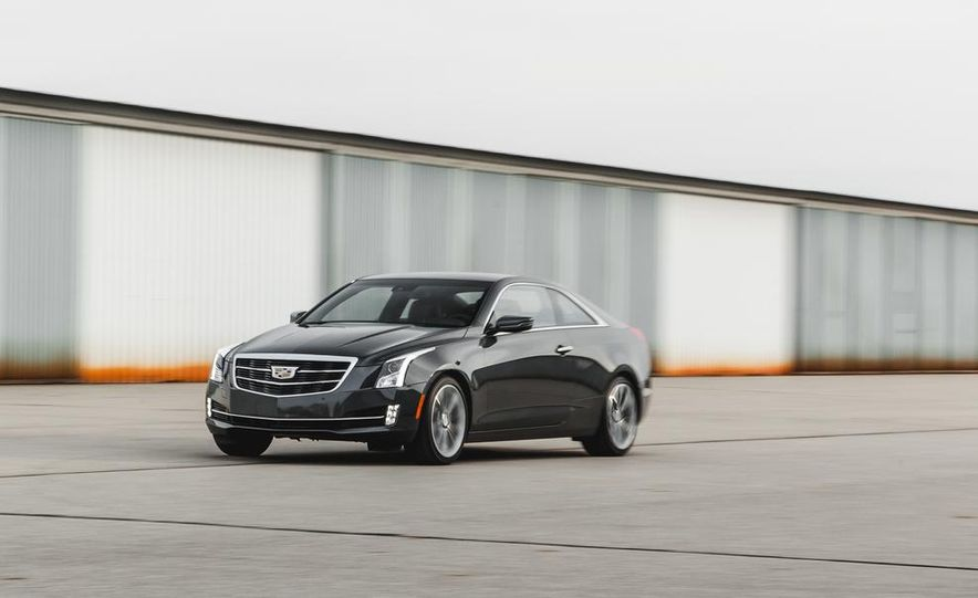 2015 Cadillac ATS coupe 2.0T - Slide 1
