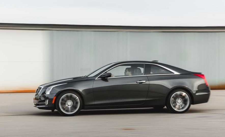 2015 Cadillac ATS coupe 2.0T - Slide 5
