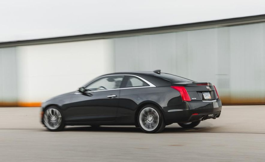 2015 Cadillac ATS coupe 2.0T - Slide 6