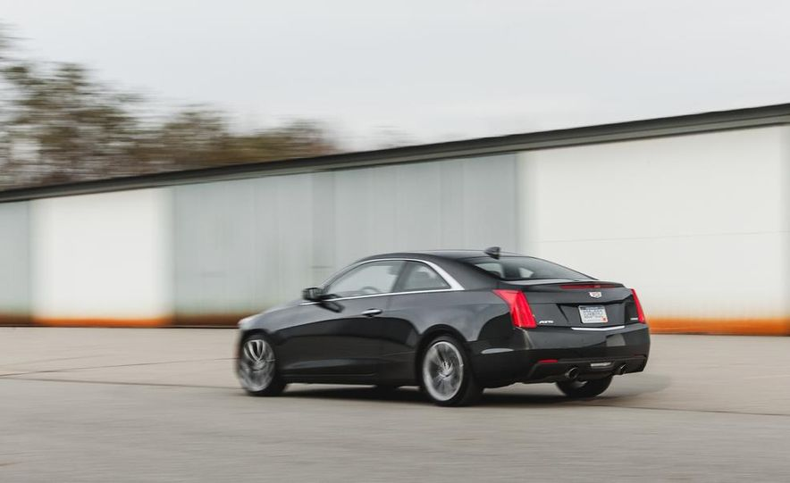 2015 Cadillac ATS coupe 2.0T - Slide 7