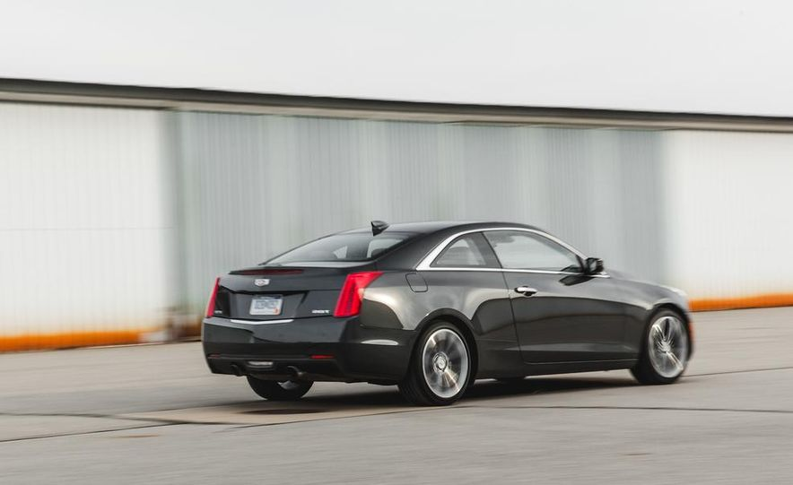 2015 Cadillac ATS coupe 2.0T - Slide 8