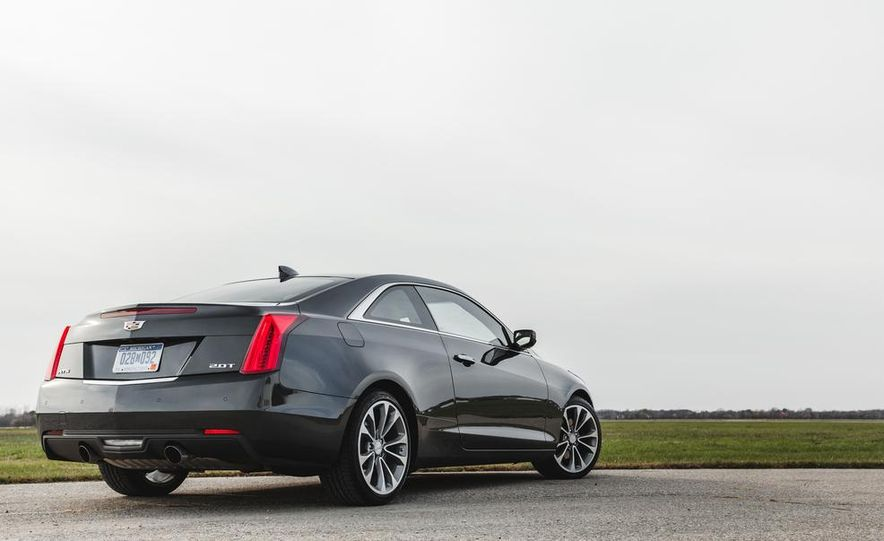 2015 Cadillac ATS coupe 2.0T - Slide 11