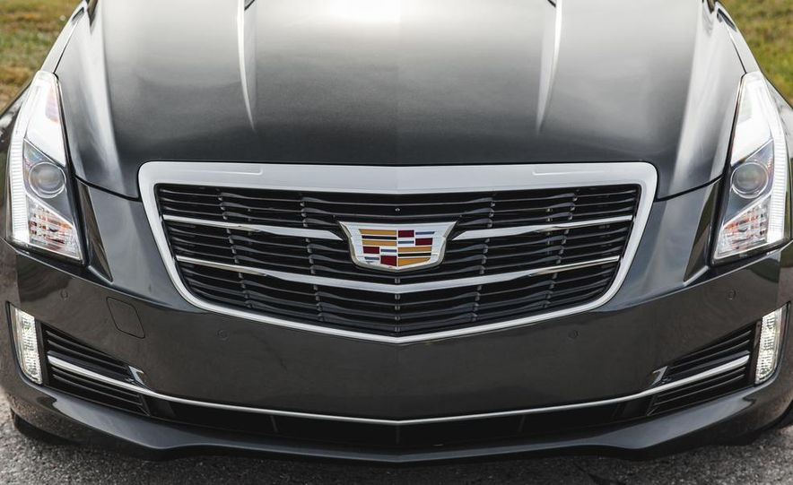 2015 Cadillac ATS coupe 2.0T - Slide 12