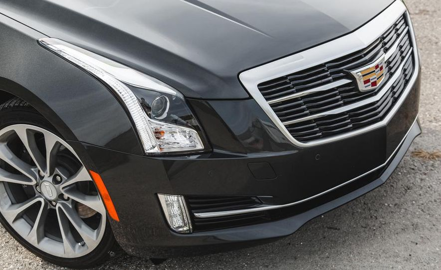2015 Cadillac ATS coupe 2.0T - Slide 13