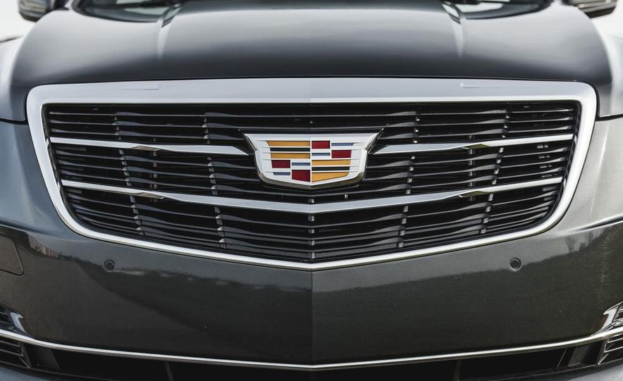 2015 Cadillac ATS coupe 2.0T - Slide 15