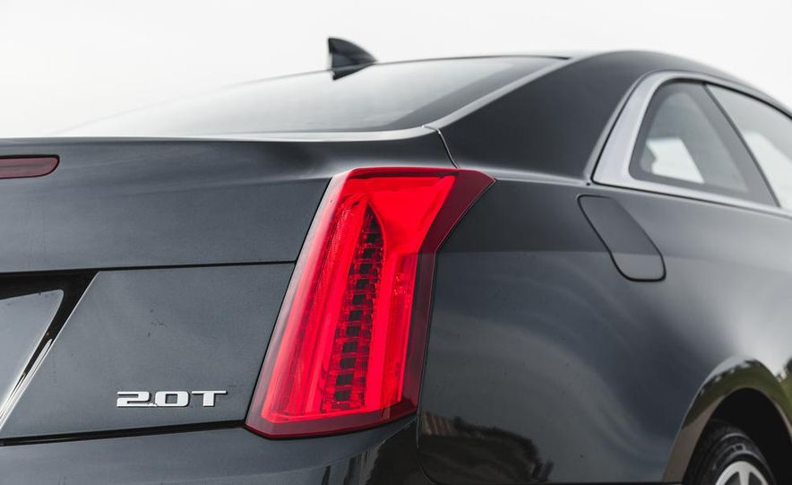 2015 Cadillac ATS coupe 2.0T - Slide 17