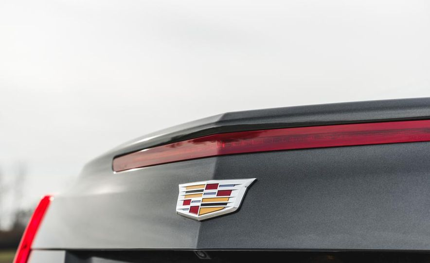 2015 Cadillac ATS coupe 2.0T - Slide 18