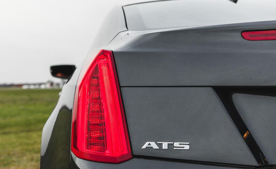 2015 Cadillac ATS coupe 2.0T - Slide 19