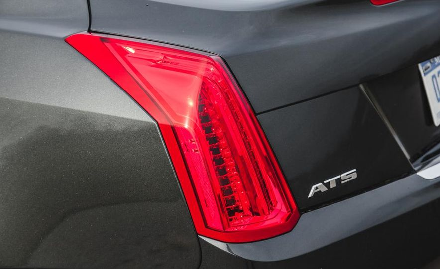 2015 Cadillac ATS coupe 2.0T - Slide 20