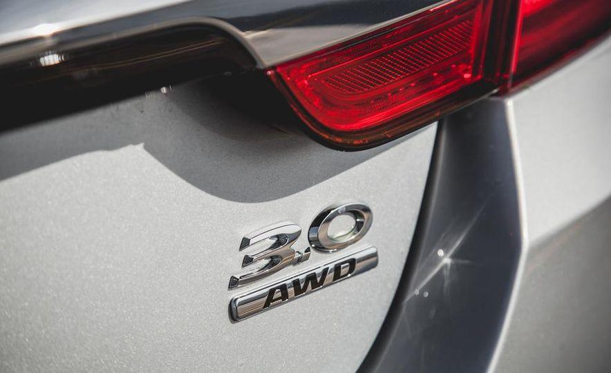 2015 Jaguar XF 3.0 AWD - Slide 21